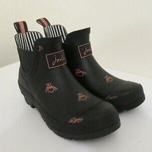 Joules Pull On Rain Boots - Wellibob